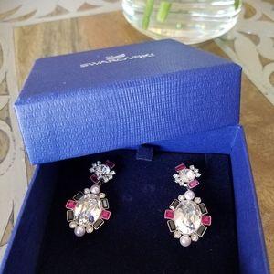 Swarovski Blanche Earrings NWT